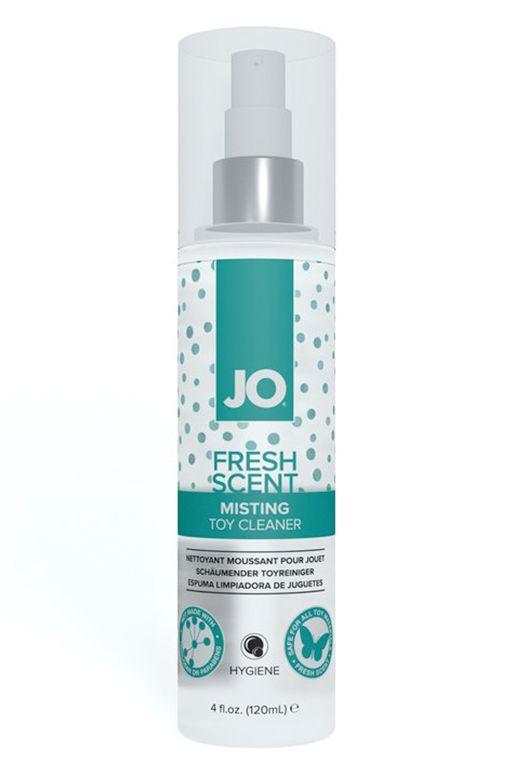 Чистящее средство для игрушек JO Misting Toy Cleaner - 120 мл. фото