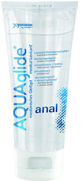 Гель-лубрикант AQUAglide Anal на водной основе - 100 мл..