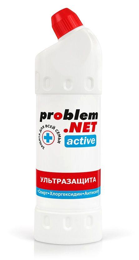 Обеззараживающий спрей для рук Problem.net Active - 1000 мл. фото