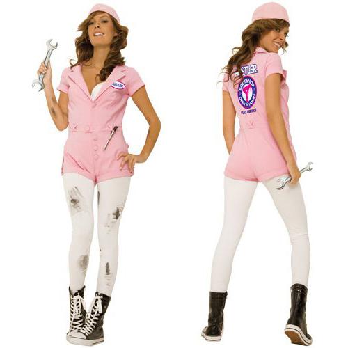 Женская униформа механика фото