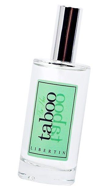 Туалетная вода с феромонами Taboo Libertin для мужчин - 50 мл. фото