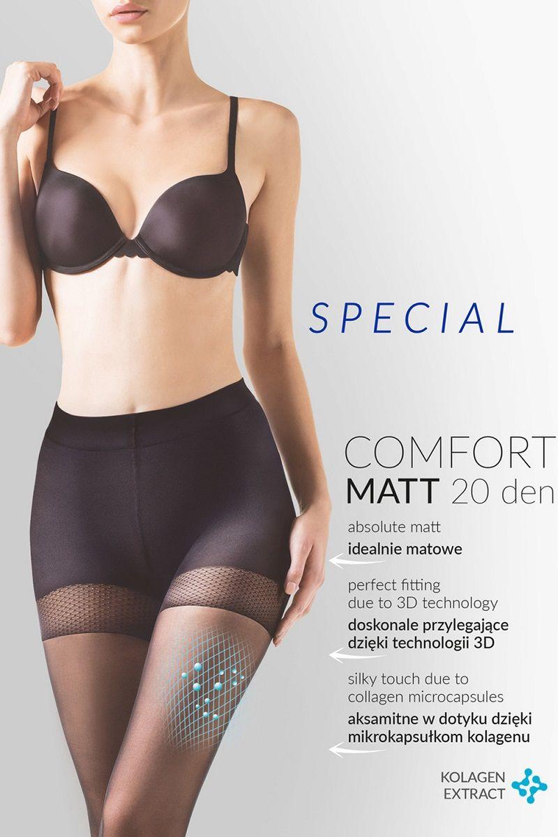 Утягивающие колготки Comfort Matt 20 den фото