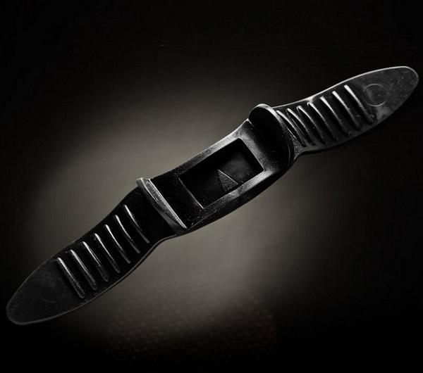 Сменный ремешок для экстендера MaleEdge черного цвета