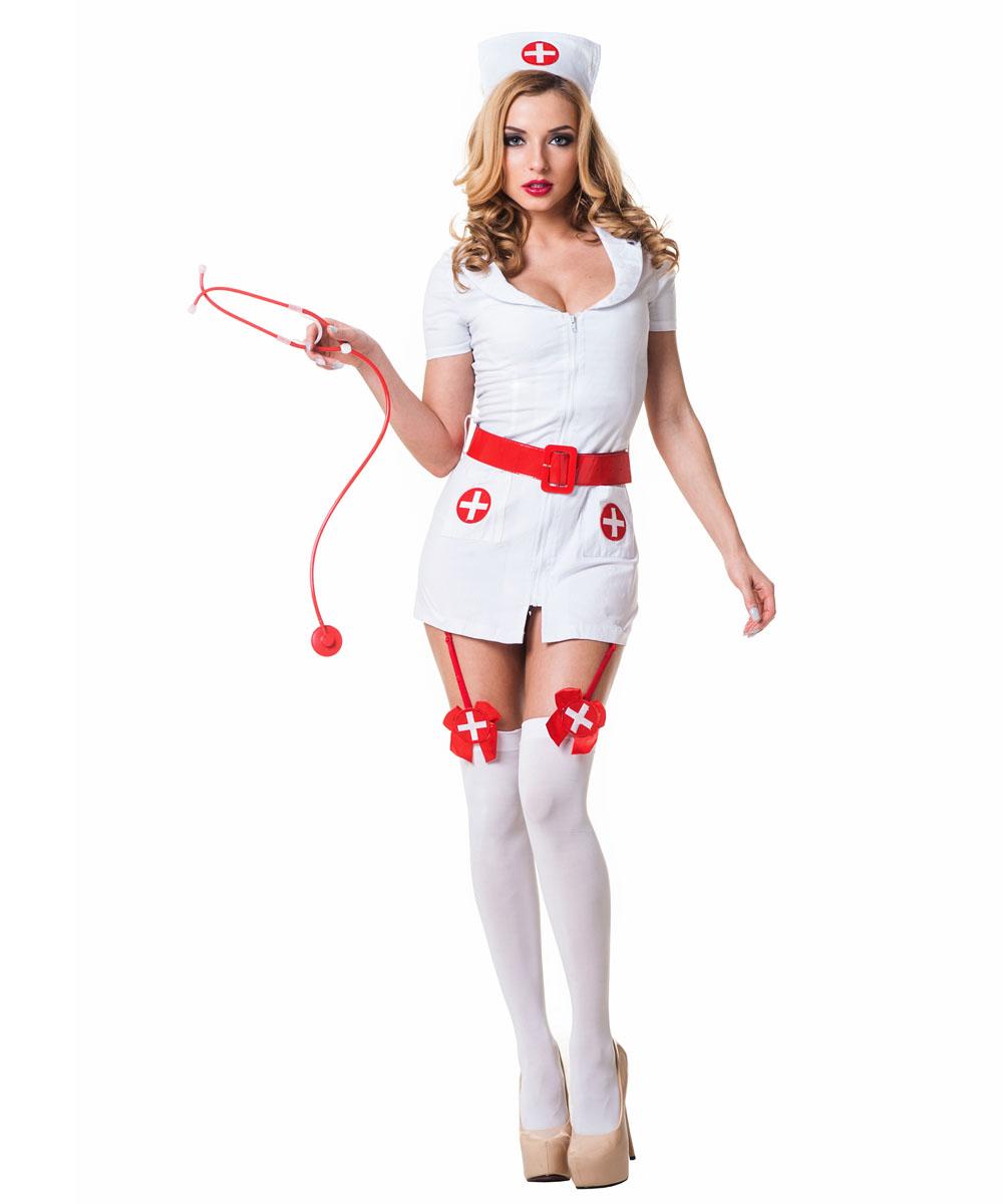 Костюм похотливой медсестры фото