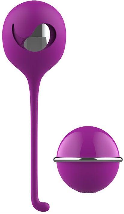Ярко-розовое виброяйцо с пультом управления Remote Cherry фото